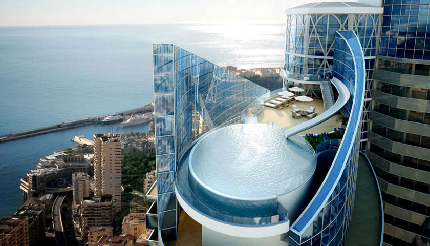 Platz 4: Odeon Tower - Teuerstes Penthouse der Welt
